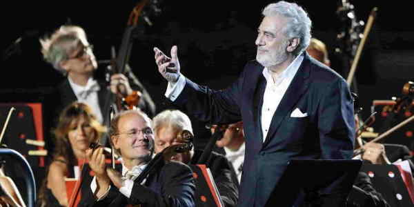 Belisario with Placido Domingo