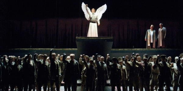 New Year s eve in Berlin: Lohengrin