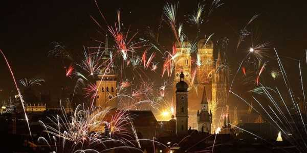 New Year s Eve in Munich - Die Fledermaus