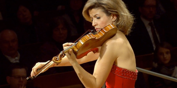 Elbphilharmonie: Anne-Sophie Mutter & Friends