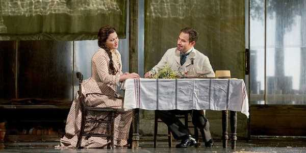 Eugene Onegin with Anna Netrebko