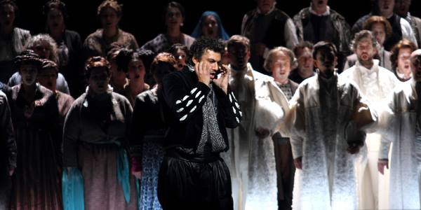 Otello with Jonas Kaufmann