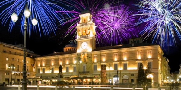 New Year Eve in Parma