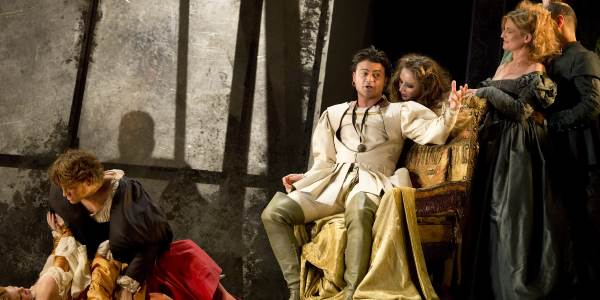 Rigoletto with Vittorio Grigolo
